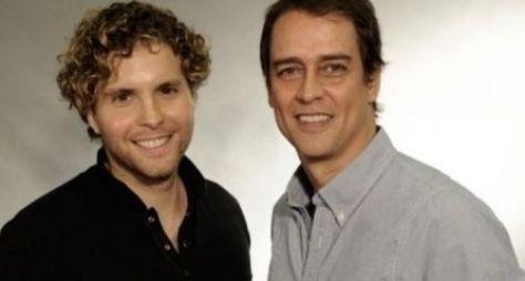 """Thiago Fragoso e Marcello Antony formam casal gay em """"Amor à Vida"""""""