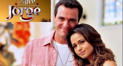 """Último capítulo de """"Salve Jorge"""" registra a maior audiência do ano"""