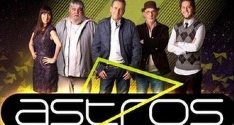 """""""Astros"""", do SBT, supera a audiência de """"Got Talent Brasil"""", da Record"""
