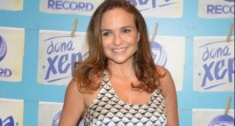 Luiza Tomé não quer mais trabalhar com o autor Lauro César Muniz