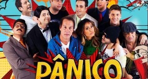 """""""Pânico na Band"""" supera a audiência da série Revenge, da Globo"""