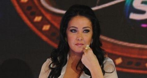 Silvio Santos nega pedido de aumento de salário à Helen Ganzarolli