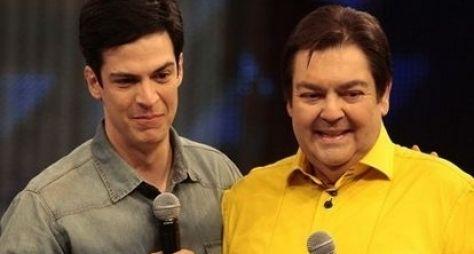 """""""Estou na Globo por causa do Mateus Solano"""", diz Marcelo Adnet"""
