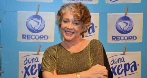 """Dona Xepa"" derrapa na audiência e preocupa a Rede Record"