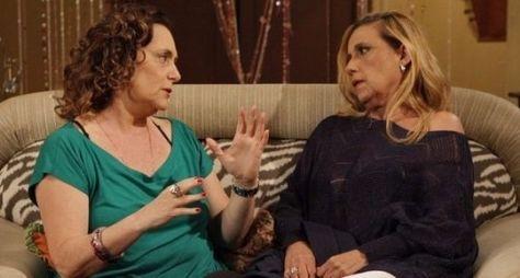 """Globo mantém cenas de Rita Cadillac em """"Amor à Vida"""""""