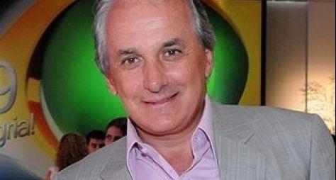 "Otávio Mesquita grava piloto para ""Lo sabe no lo sabe"""