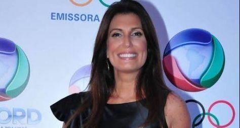 "Janine Borba retorna ao ""Domingo Espetacular"""