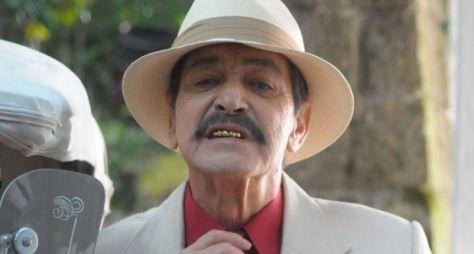 """Gracindo Jr interpretará bandido que adora ostentação em """"Pecado Mortal"""""""