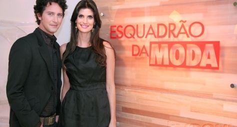 """""""Esquadrão da Moda"""" supera a audiência do """"Jornal da Record"""""""