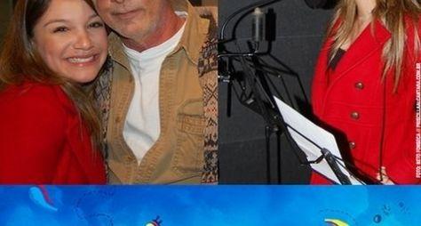 """Priscilla Alcantara grava canção para a trilha sonora de """"Chiquititas"""""""
