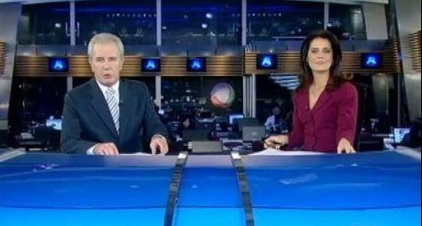 """""""Jornal da Record"""" supera a audiência de """"Chiquititas"""""""