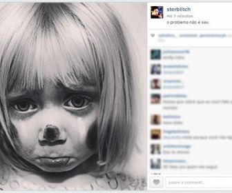 Eduardo Sterblitch deixa evidente que está ficando com Anitta