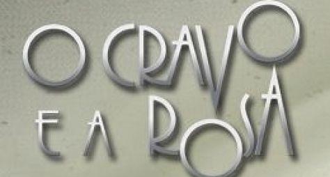 """Reprise de """"O Cravo e a Rosa"""" perde audiência no segundo capítulo"""