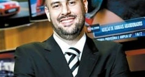 Douglas Tavolaro pode assumir presidência da Record