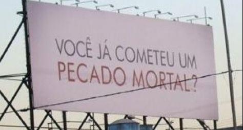 """Record amplia a divulgação da novela """"Pecado Mortal"""""""