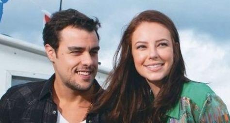 Paola Oliveira e Joaquim Lopes disfarçam crise no casamento