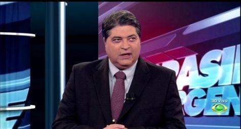 """Prévia: """"Brasil Urgente"""" assume a vice-liderança aos sábados"""