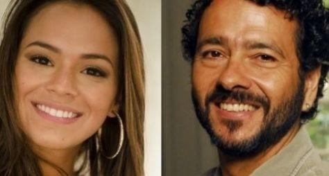 Bruna Marquezine será par de Marcos Palmeira