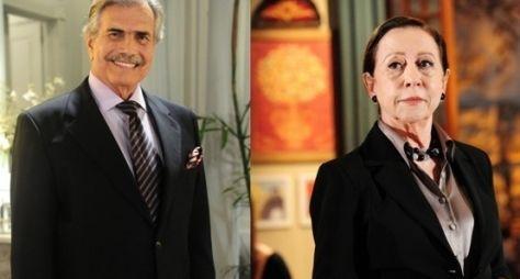 Fernanda Montenegro e Tarcísio Meira voltam a contracenar juntos