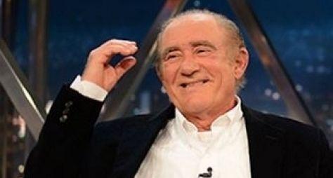 """Renato Aragão considera o humor do """"Porta dos Fundos"""" pesado"""