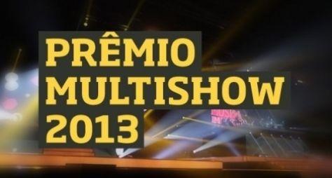Prêmio Multishow acontece na próxima terça, 5
