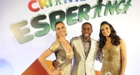 """Campanha """"Criança Esperança"""" arrecada R$ 18 milhões, avisa a Globo"""