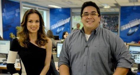 """Ciclo de Ana Furtado e André Marques no """"Vídeo Show"""" está perto do fim"""