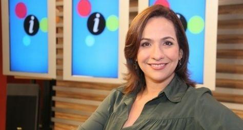 """Carisma de Maria Beltrão faz a diferença no """"Estúdio i"""""""