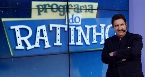 """""""Essa novela é uma droga"""", diz Ratinho sobre """"Amor à Vida"""""""
