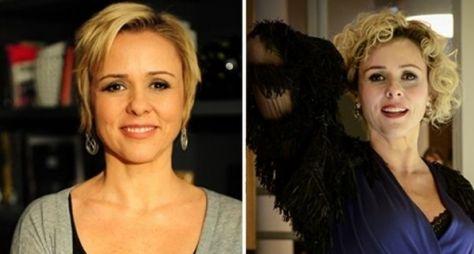 Giulia Gam renova contrato com a Globo