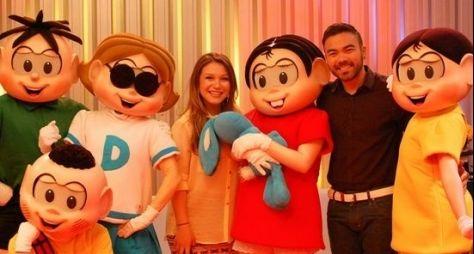 Priscilla Alcantara apresenta o programa Especial Kids na Rede Gospel de TV
