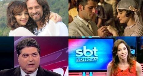 """Consolidados de quarta, 26/09: """"Pecado Mortal"""" em alta; """"SBT Notícias"""" em baixa"""