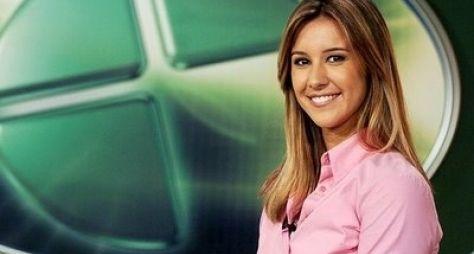 """Cristiane Dias assumirá edição paulista do """"Globo Esporte"""""""