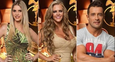 """Bárbara, Denise e Oliver são os finalistas de """"A Fazenda"""""""