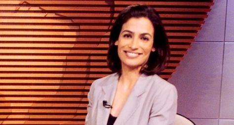"""Urgente: Renata Vasconcellos assumirá o """"Fantástico"""" a partir de outubro"""