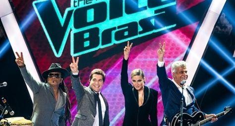 """""""The Voice Brasil"""" tem estreia morna e a culpa é dos jurados"""