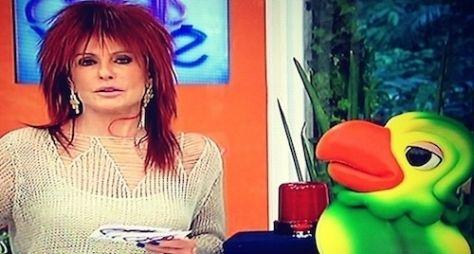 Ana Maria Braga vira motivo de piada na Internet