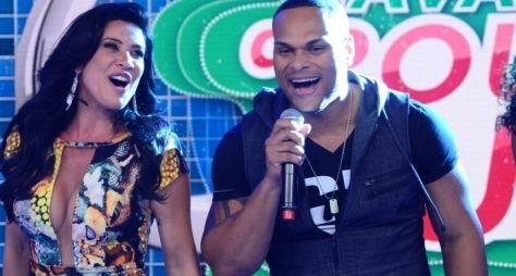 """Scheila Carvalho e Tony Salles lavam roupa suja em """"O Melhor do Brasil"""""""