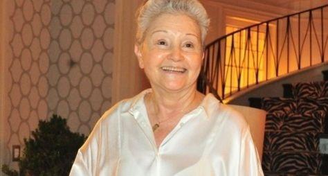 Maria Adelaide Amaral tem três projetos encaminhados na Globo