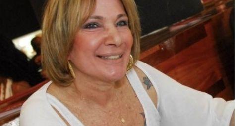 Lucimara Parisi desiste de biografia sobre Faustão