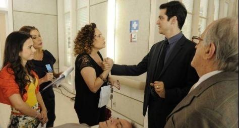 Amor à Vida: Márcia reconhece Félix e o protegerá