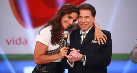 Silvio Santos convida Ivete Sangalo para apresentar programa no SBT, diz jornal
