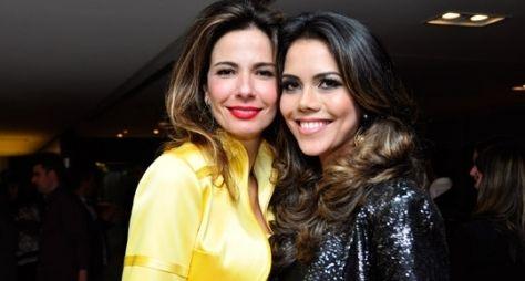 RedeTV! convida Luciana Gimenez e Daniela Albuquerque para especial de natal