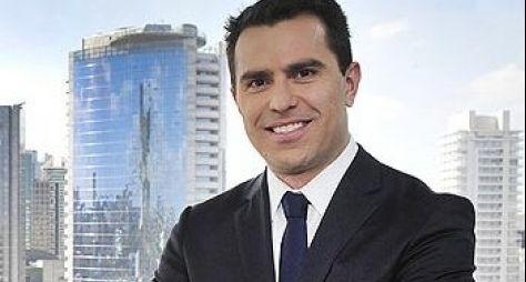 """Rodrigo Bocardi substitui Chico Pinheiro no """"Bom Dia Brasil"""""""