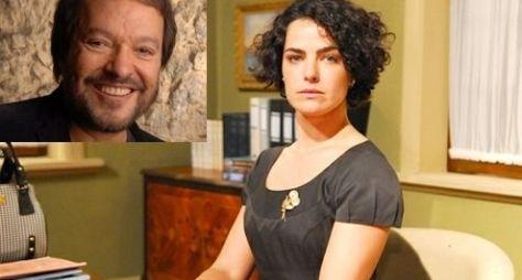 Wolf Maya pede para Ana Paula Arósio voltar às novelas