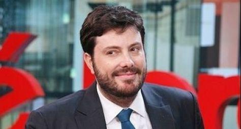"""Band veta participação de Danilo Gentili no """"Domingo da Gente"""""""