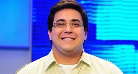 André Marques perde peso para voltar à TV