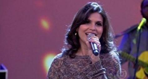 """Aline Barros rejeita convite para participar de """"Amor à Vida"""""""