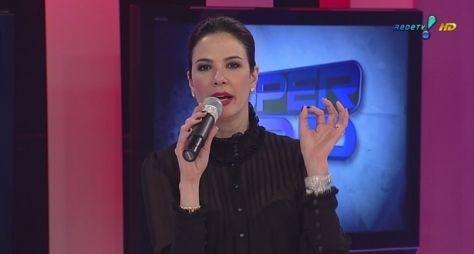 Rede americana ABC quer contratar Luciana Gimenez