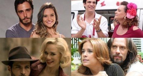 """""""Pecado Mortal"""" tem audiência negativa; e """"Joia Rara"""" ofusca estratégia da Globo"""
